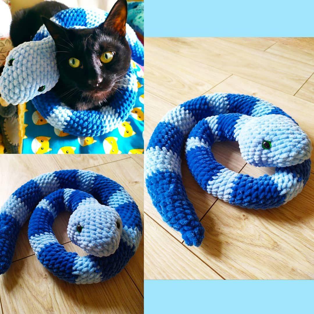 Polubienia 3 Komentarze 0 Anna Horoszkiewicz Hanndicraft Na Instagramie Kolejny Gad Dokolekcji Stuffed Toys Patterns Kids Rugs Amigurumi Patterns