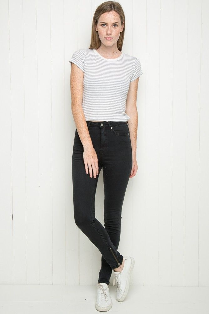 Brandy ♥ Melville | Mason Top - Just In