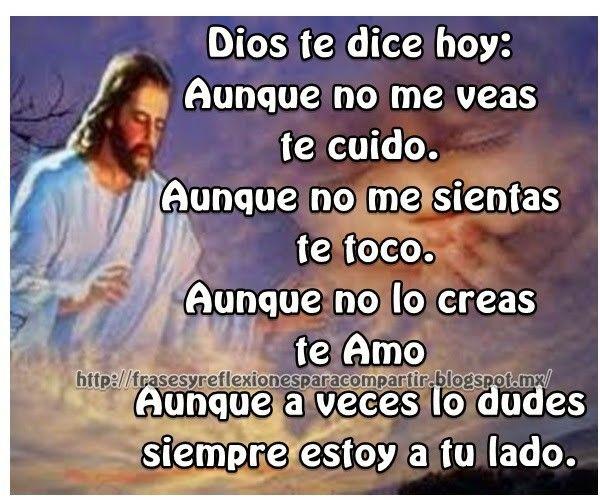 Dios te dice...