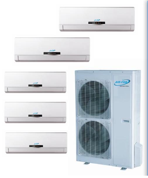 5 Zone Mini Split Heat Pump in Minisplitwarehouse. Find