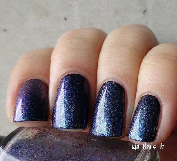 Bluemorph The Chromatic Love Collection Nail Polish by BaronessX