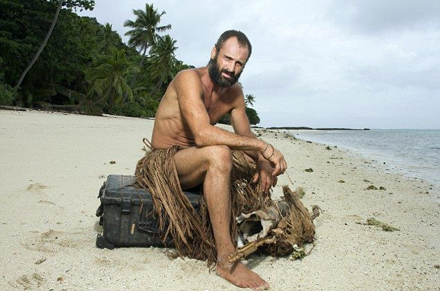 Naked and Marooned: One Man. One Island. One Epic Survival