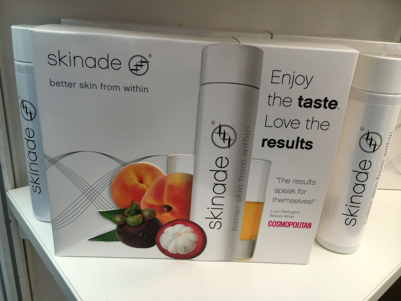 Skinade at #ACE2016 #betterskinfromwithin