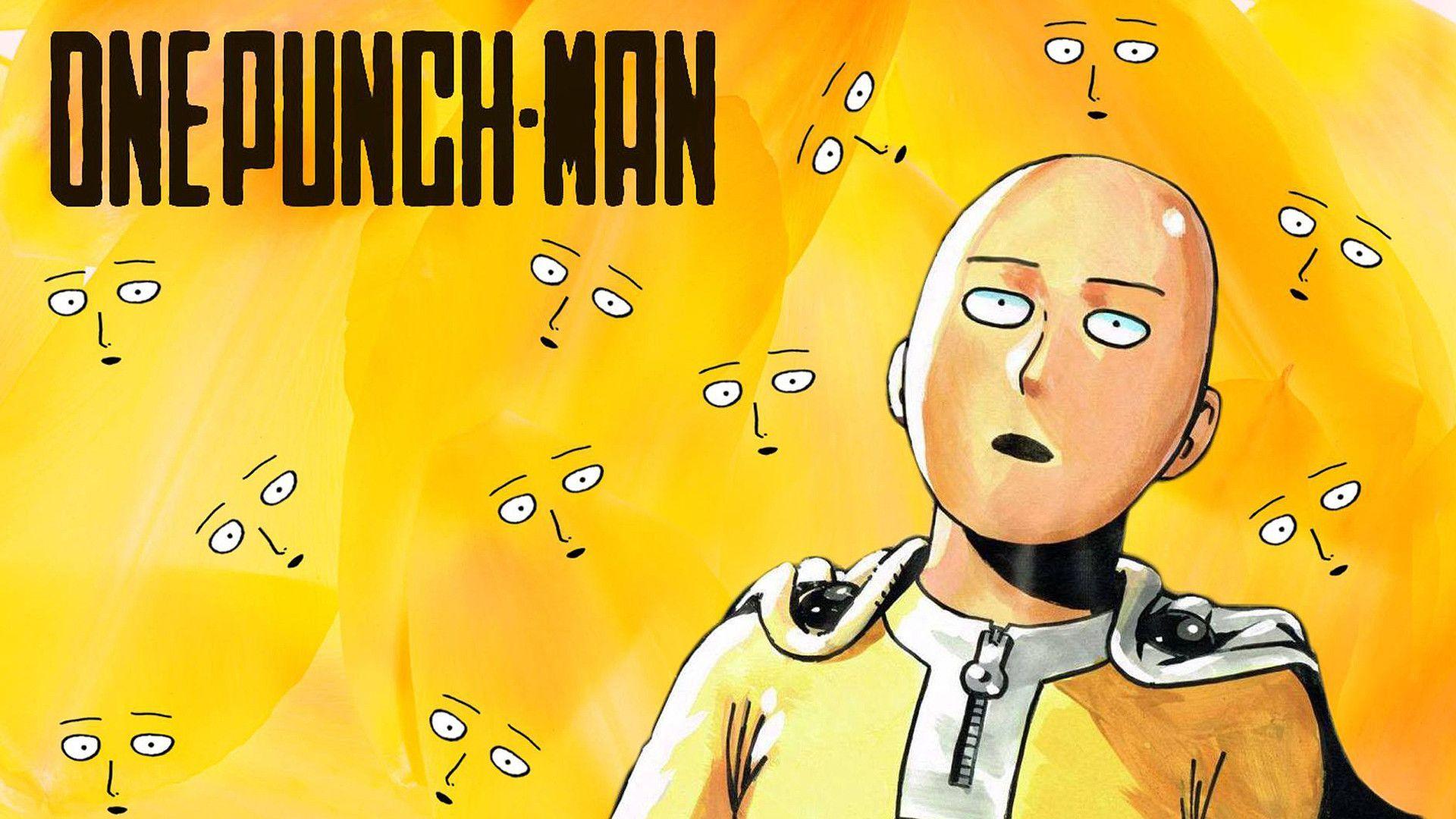 One Punch Man Laptop Wallpaper Hd Saitama Manga Fairy Tail