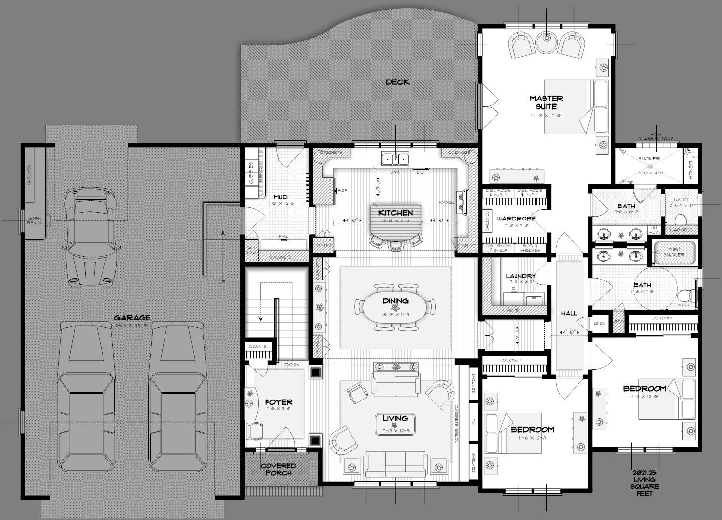 Its Complicated House Design Re First Post First Time