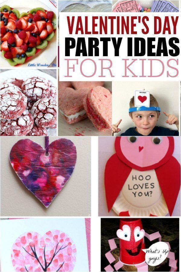 20 VALENTINES DAY PARTY IDEAS FOR KIDS #valentines day party classroom 20 Valent... #valentinesdaydecorations