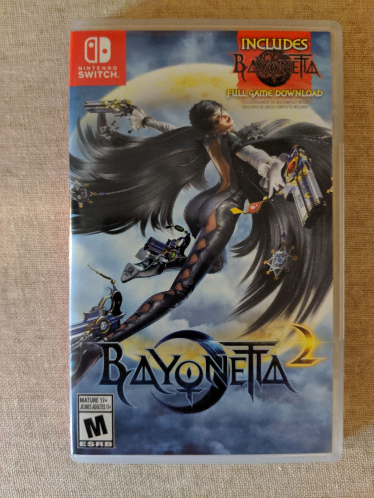 Bayonetta 2 Nintendo Switch A Fun Beautiful And Dynamic Hack And Slash Game Rated 92 On Metacritic And 10 10 On G Nintendo Switch Hack And Slash Bayonetta