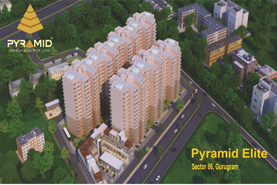 Pyramid Heights Sector 85 Gurgaon in 2020 Pyramids, Real