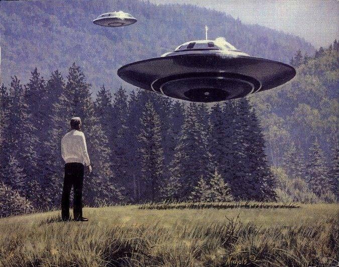 CONTATO – ESTAMOS PREPARADOS?      Muitas pessoas perguntam: por que os extraterrestres não se apresentam ostensivamente para a hum...