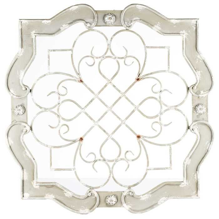 Antique Cream Wood Metal Wall Decor Hobby Lobby 995258 Metal Wall Decor Wall Decor Online Metal Walls