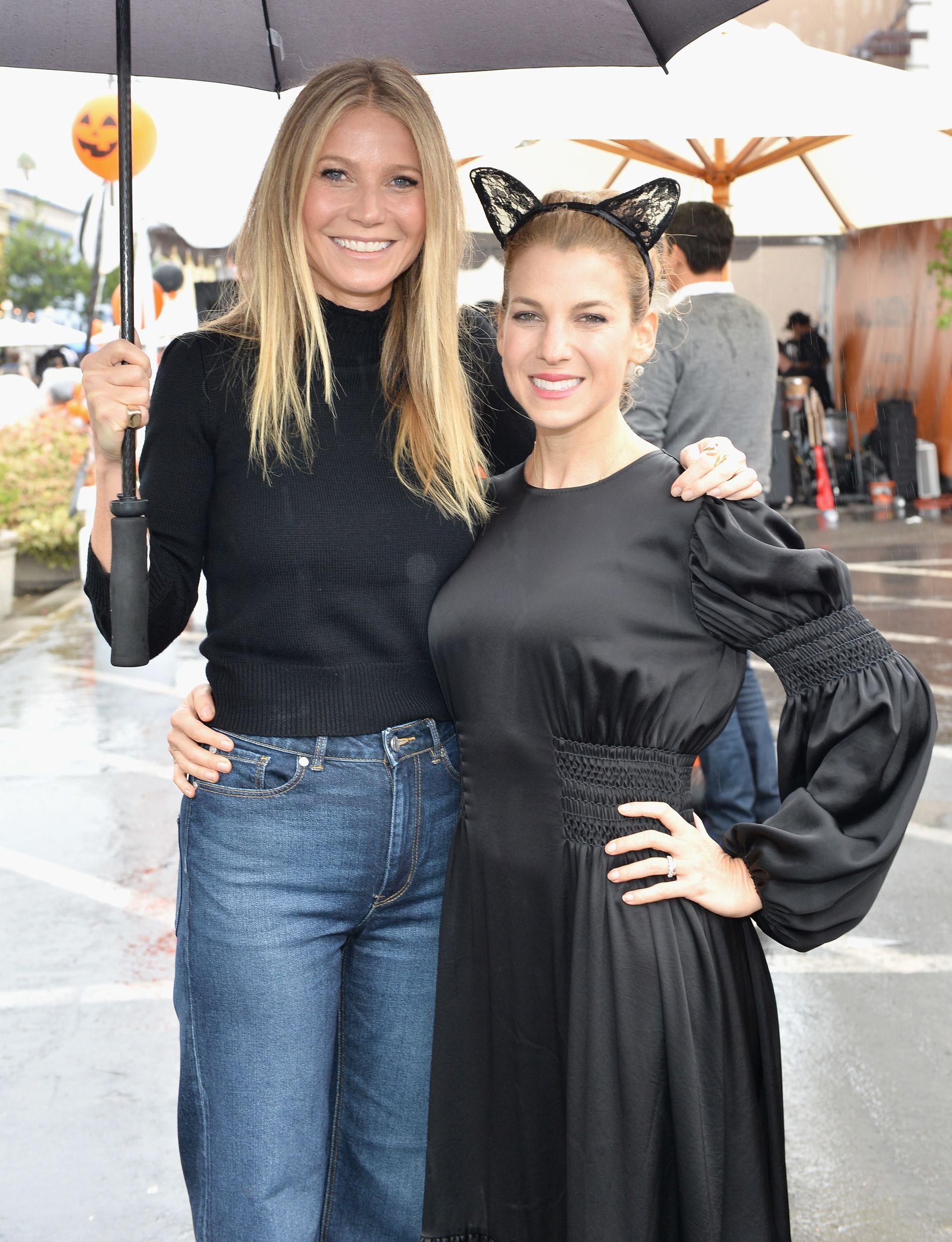 Gwyneth Paltrow's 'quaranteen' daughter Apple mock