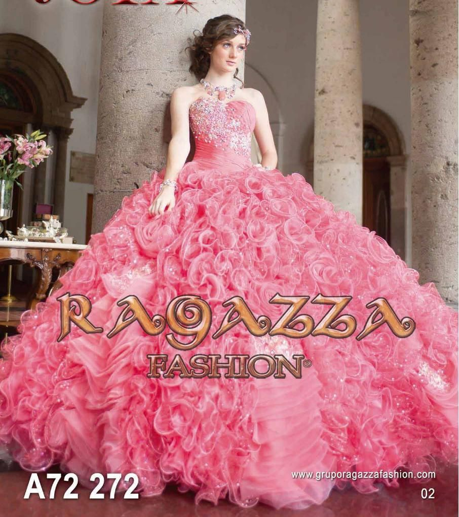 Do you like this new Ragazza Fashion Quinceanera Dress? Then Pin it ...