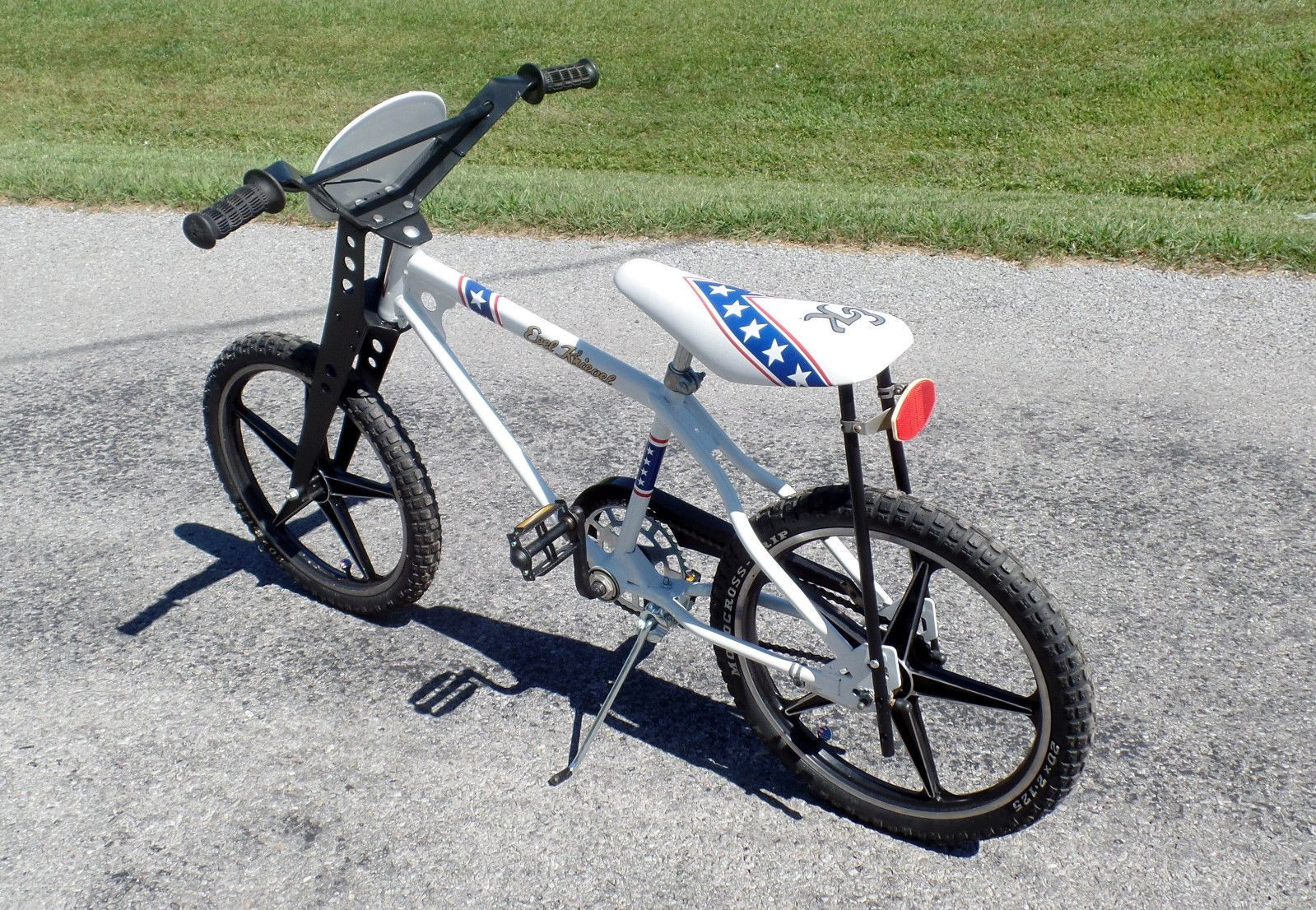 1977 evel knievel amf roadmaster bmx muscle bike w freshly restored paint ebay