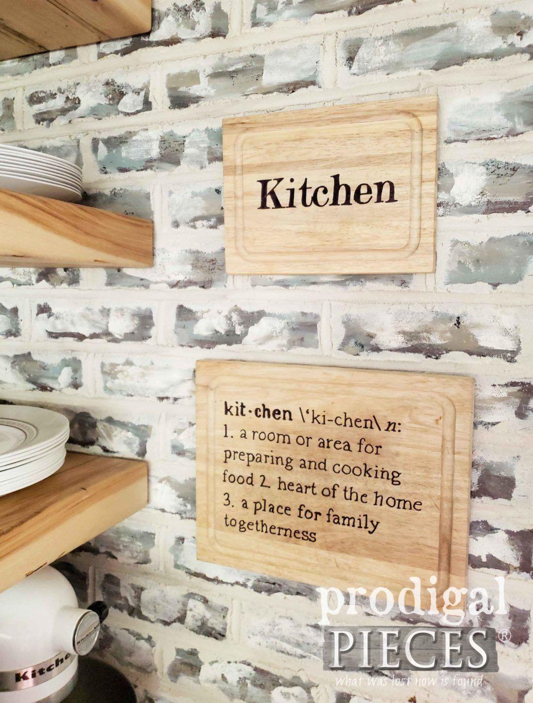 Farmhouse kitchen definition wall art home decor pinterest