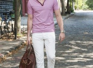 Rethink Your Polo Shirt
