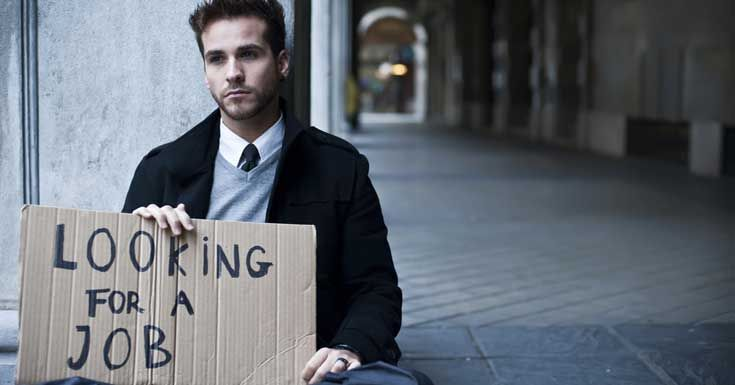 Unemployment Stress May Cause Men To Age Faster A Study Reveals Job Advice Job Quotes Looking For A Job
