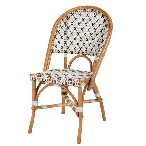 Vos Chaises Bistrot Rotin Avec Rotin Design Wicker Chair Chaise