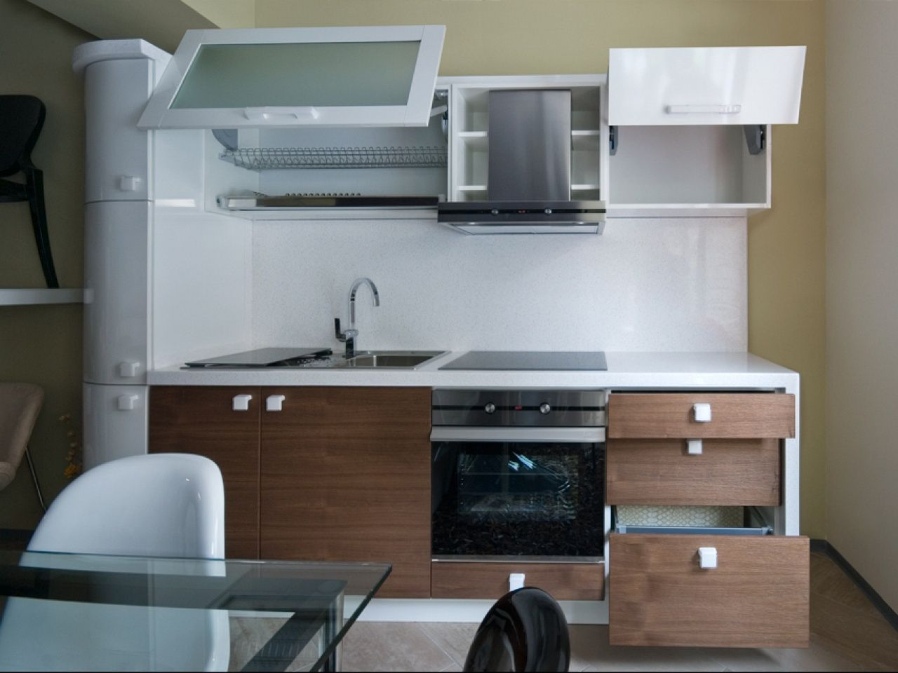 Compact Kitchen Furniture - Best Paint to Paint Furniture Check more ...