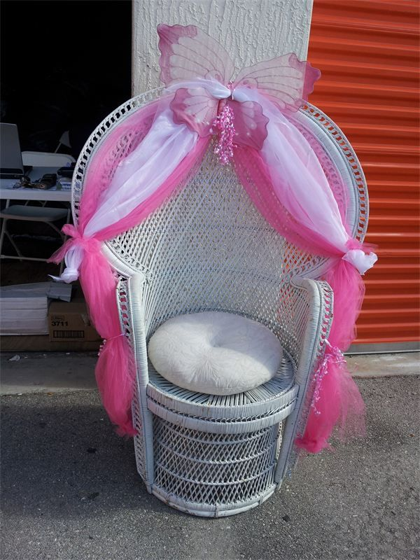 baby shower chairs (04) | baby shower decorations | Pinterest | Baby ...