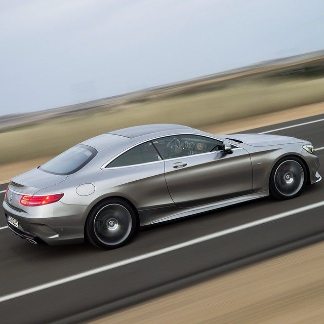 2015 Mercedes-Benz S500 Coupe