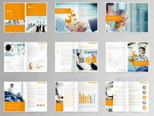 modern brochure layout google search art217 brochure harrison