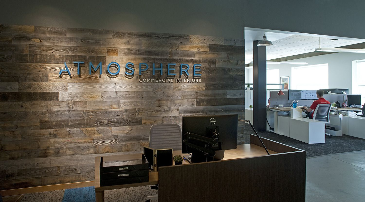 The Atmosphere Commercial Interiors Office Furniture Showroom