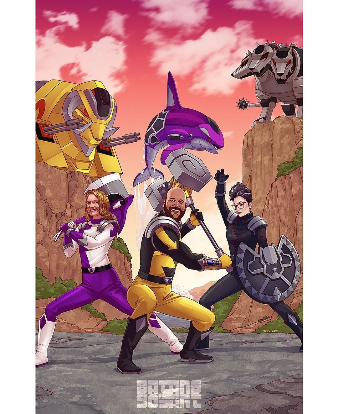 Power Rangers Hyperforce : power, rangers, hyperforce, Recently, Completed, Commissions, Loyal, Awesome, Client,, @veganpowerranger, Tha…, Ranger, Armor,, Power, Rangers, Ninja, Storm,, Mystic, Force