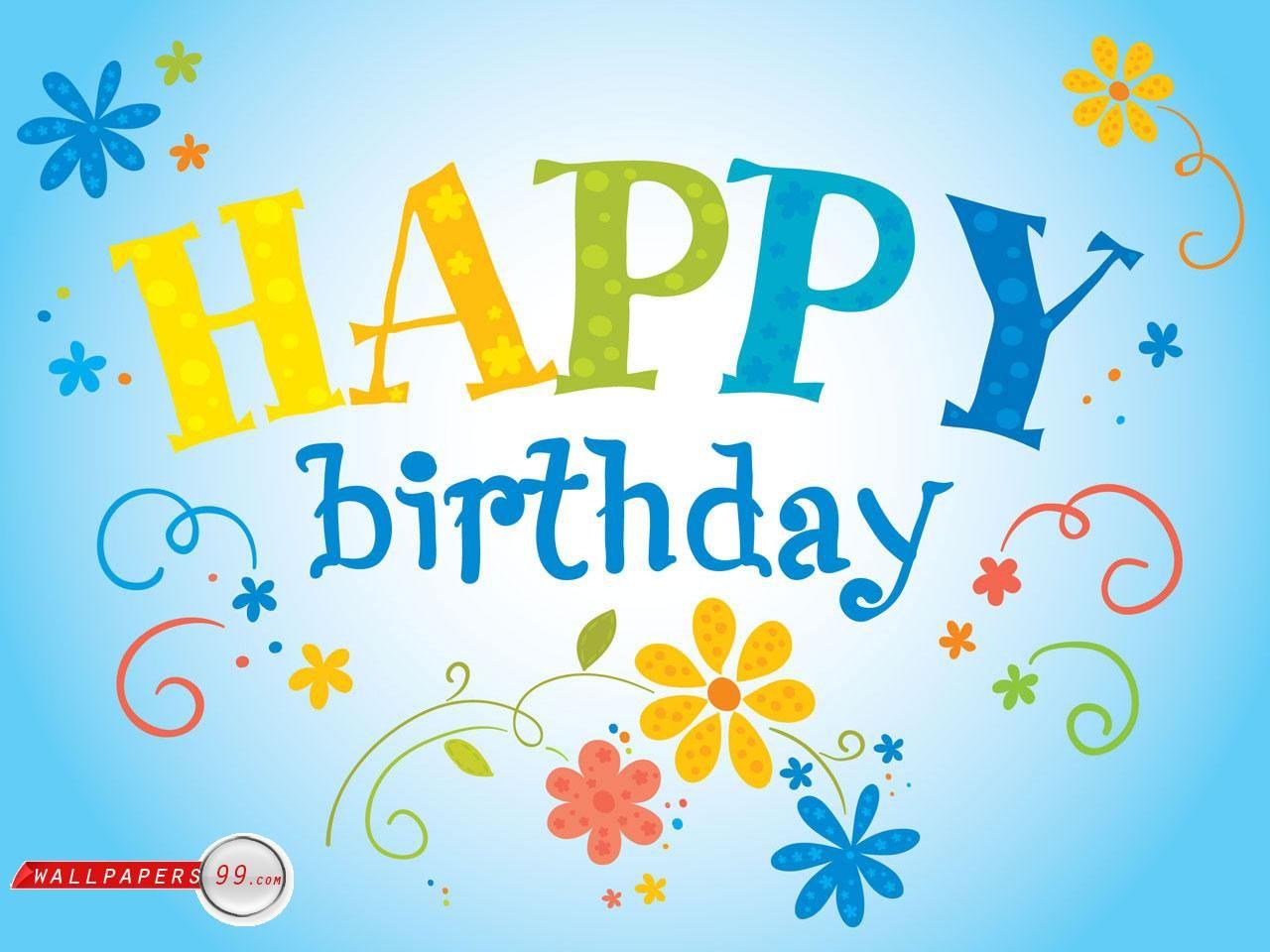 Happy Birthday Wallpaper Picture Image 1280x960 35668