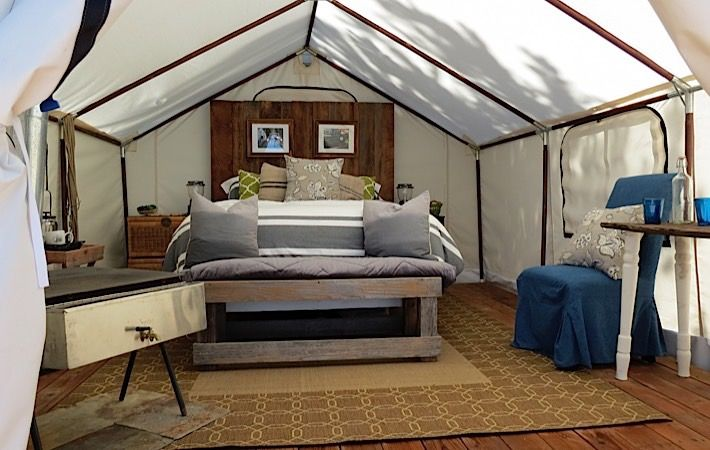 Stunning Canvas Tents in Stewarts Point Northern California (Anniversary trip! & Best Glamping in California | Infinite Legroom | Bachelorette ...