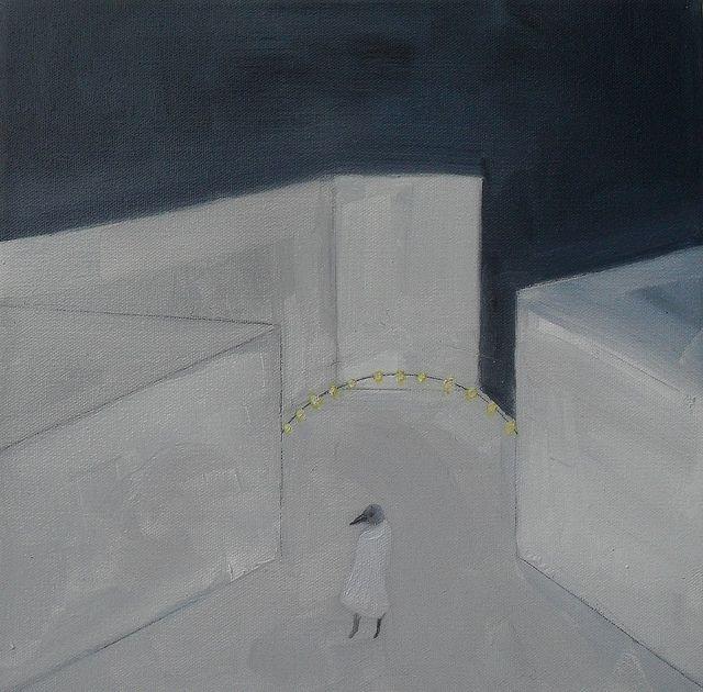 Painting 01-22-12 A by laura ferrara, via Flickr