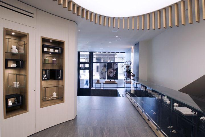 Zazen Bear Flagship store by Sinfonia Group, New York City » Retail Design Blog