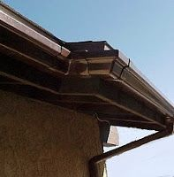 Diy Advisor How To Install Plastic Outer Corner Gutter Installation Gutter Outer