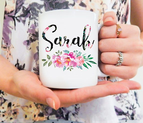 name mug personalized mug