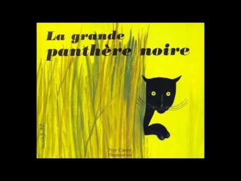 La Grande Panthère Noire ▷ la grande panthère noire (racontée par philippe noiret) - youtube