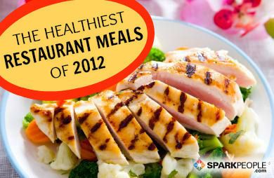 10 Low Sodium Restaurant Options For The New Year Diet