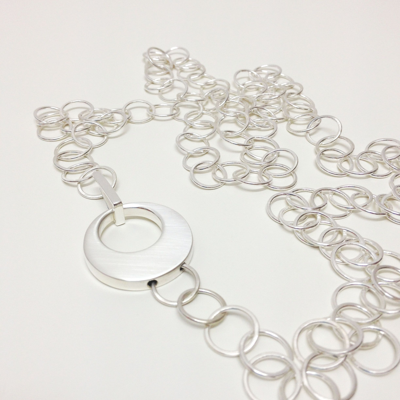 Keren Glicksman's Chain Silver 925
