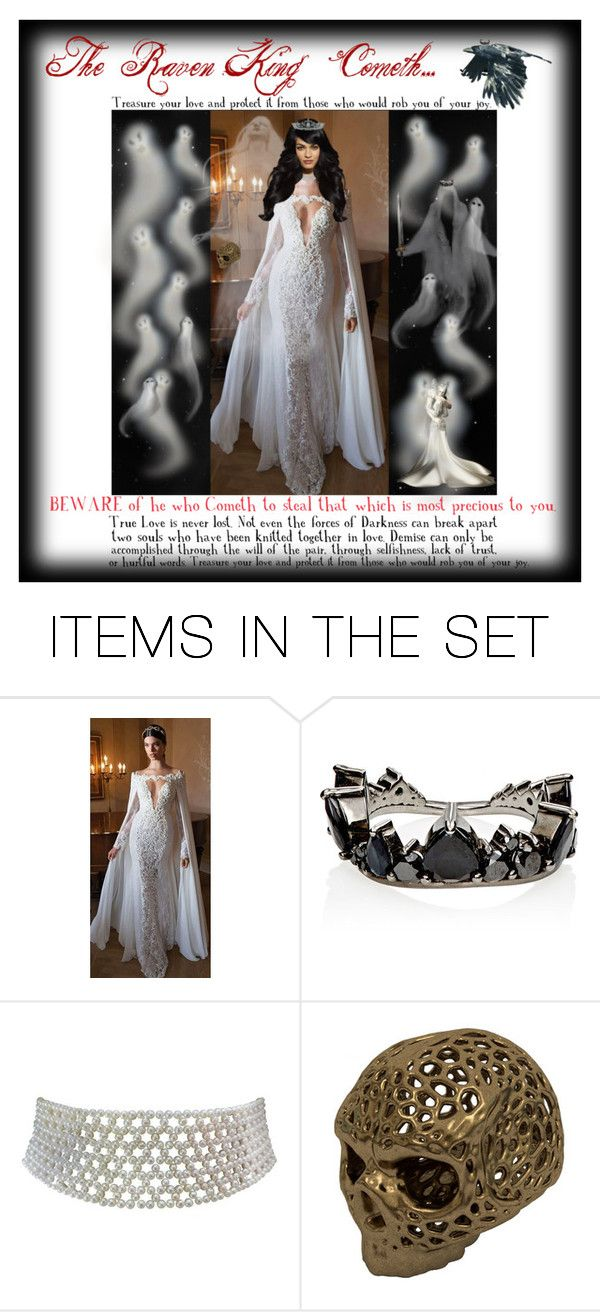"""Prequel to the Raven King's Bride"" by ms-ironickel ❤ liked on Polyvore featuring art"