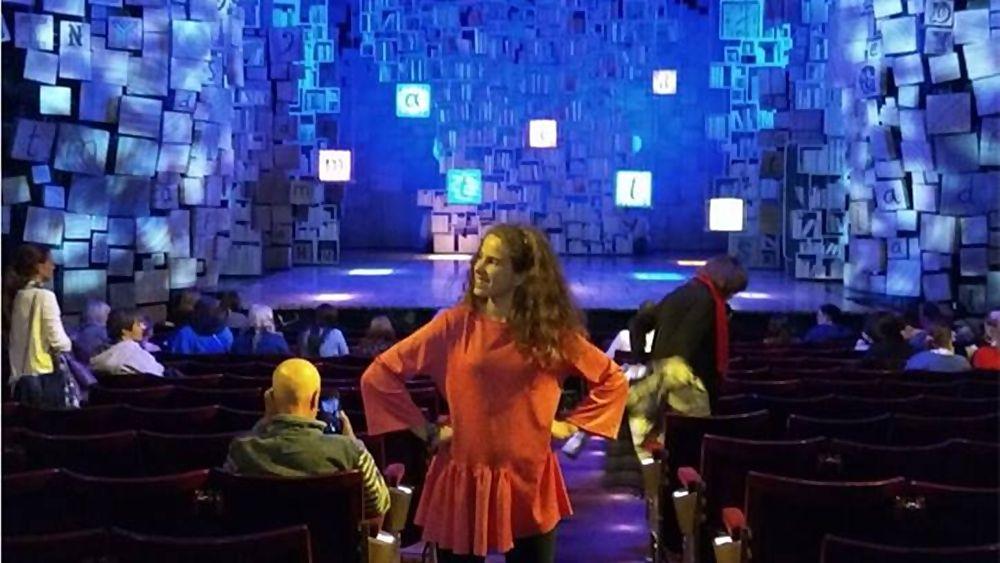 """SPIRALE PRESENTA """"MATILDA"""" EN EL TEATRO DE LA PAZ  Albacete Cultura Musical Teatro de La Paz"""