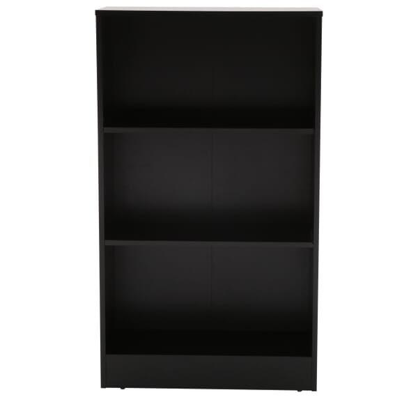 Hampton Bay Black 3-Shelf Bookcase THD90003.2a.OF In 2020