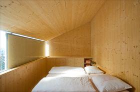 slapen in moderne skihut | interieur | Pinterest | Cabin