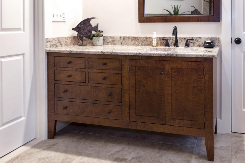 32+ Shaker style bath vanity model
