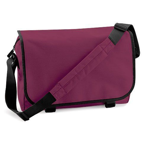 Bagbase Messenger Bag Burgundy Click Image To Review More Details This Is An Amazon Affiliate Link And I Receive A Commissio With Images Messenger Bag Bags Sling Bag
