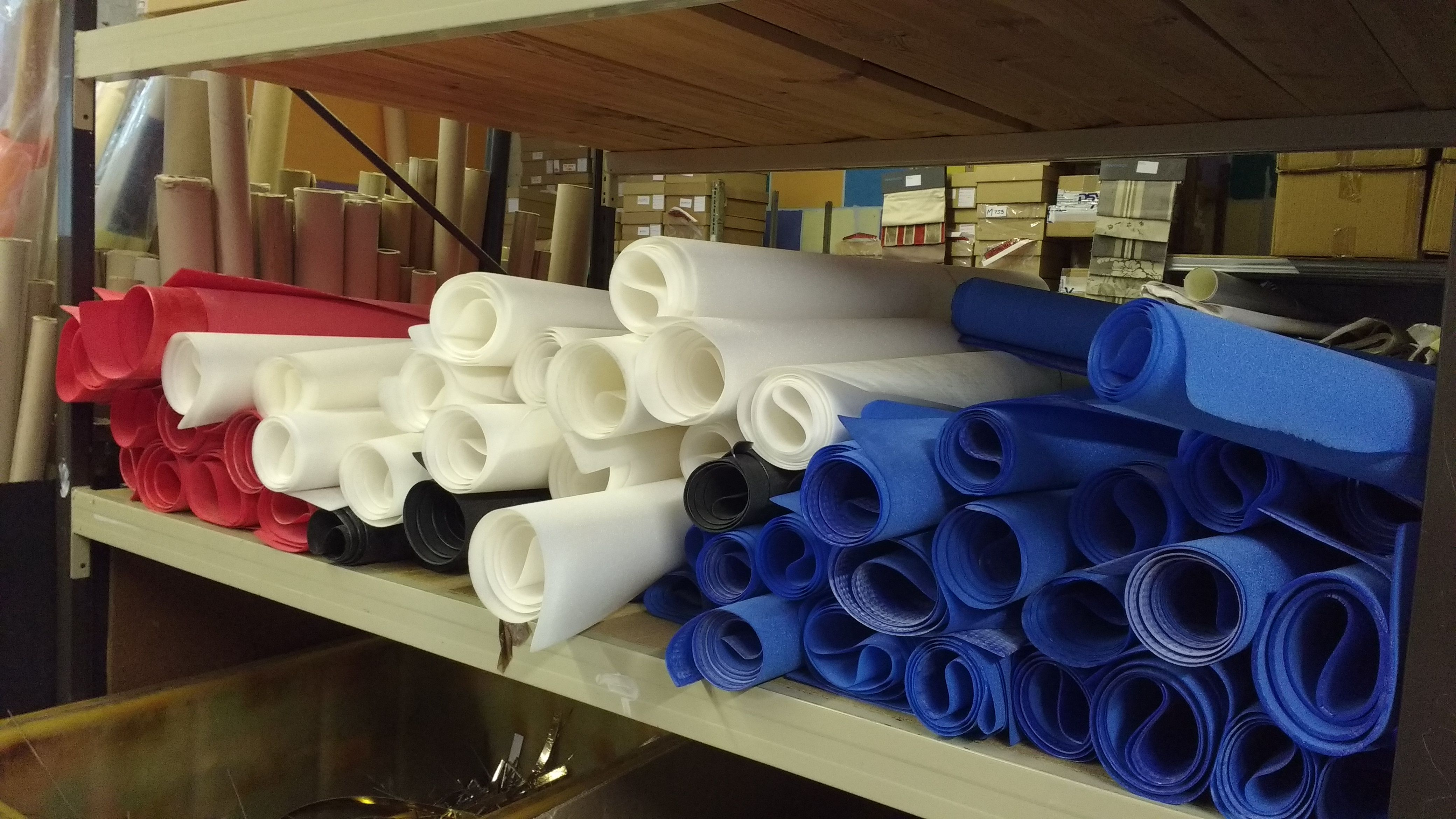 Thin foam sheets - we have yellow too!   Gloucestershire Resource Centre http://www.grcltd.org/home-resource-centre/