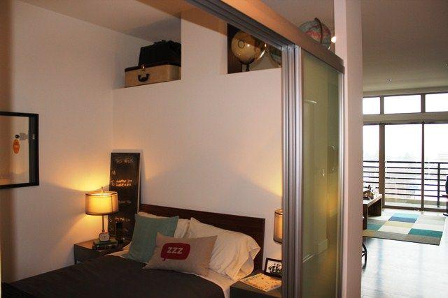 Collins on Pine - Open 1-bedroom on UrbnLiving.com