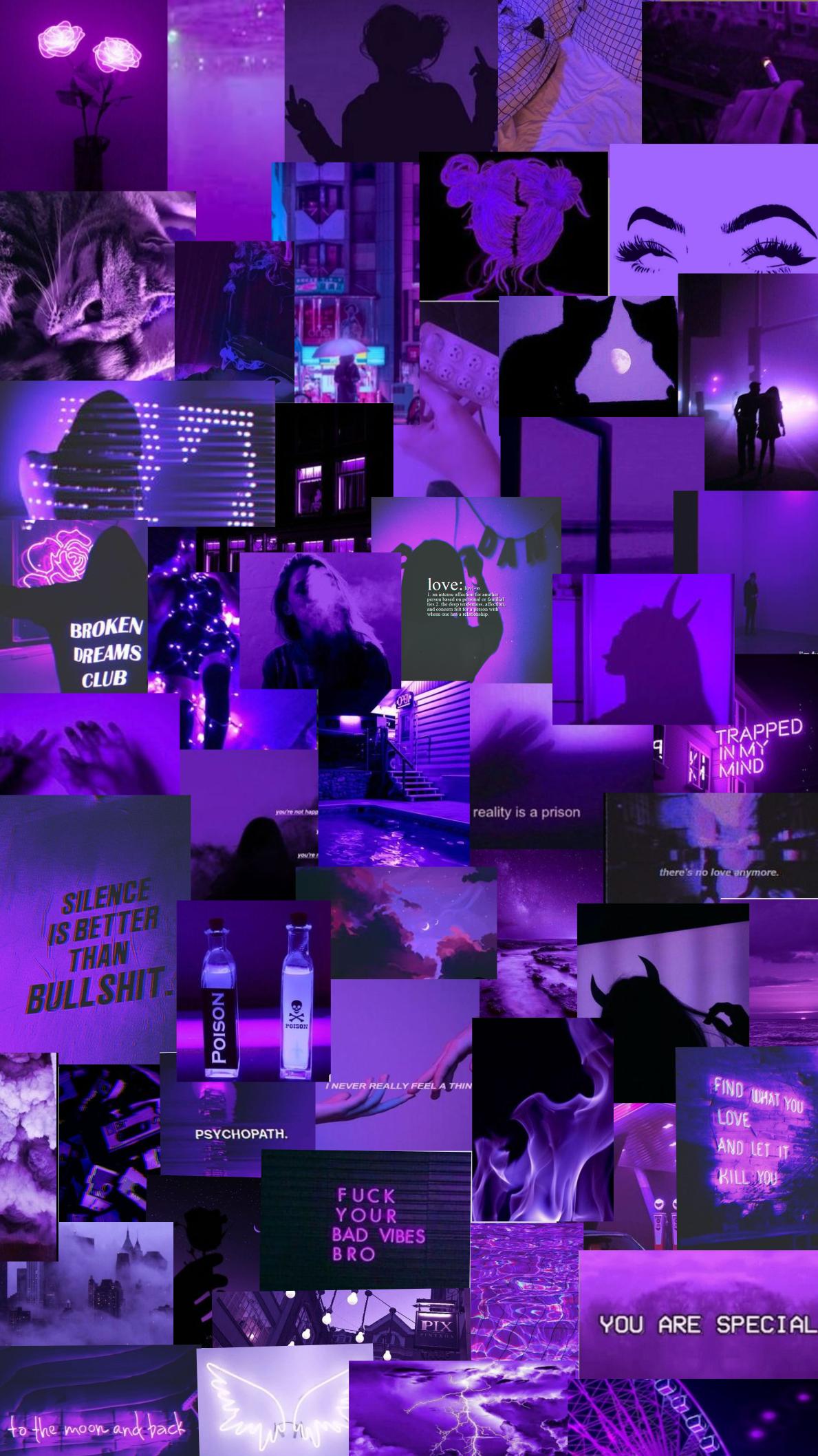 Purple Aesthetic Black And Purple Wallpaper Dark Purple Aesthetic Purple Aesthetic