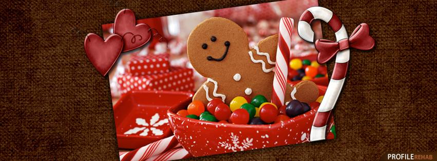 Gingerbread Man Images For Facebook Timeline
