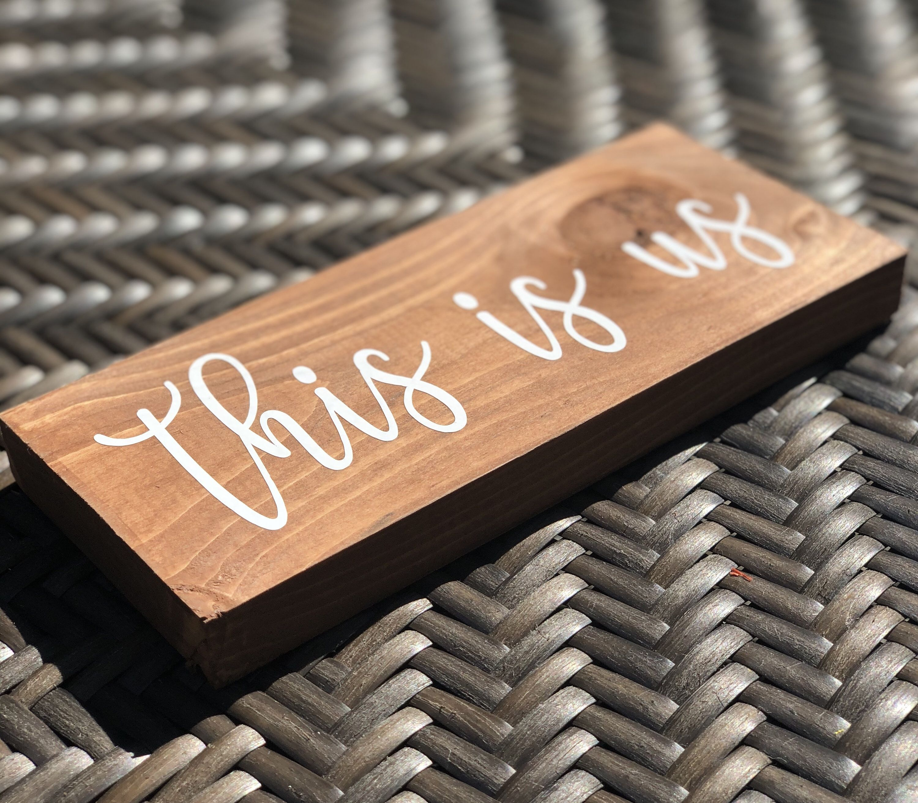 Mini shelf sitters this is us youre my person etsy in