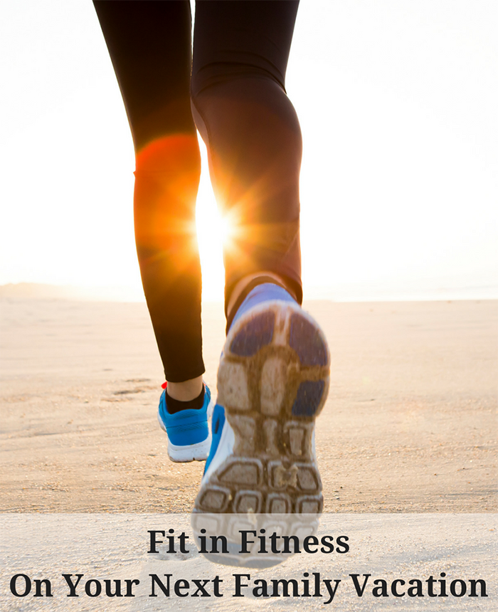 How To Sneak Fitness And A Workout Into Your Nexrt Family