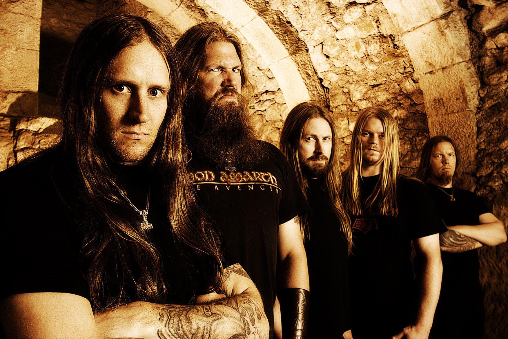 Last Week Live: Amon Amarth | Amon amarth, Viking metal