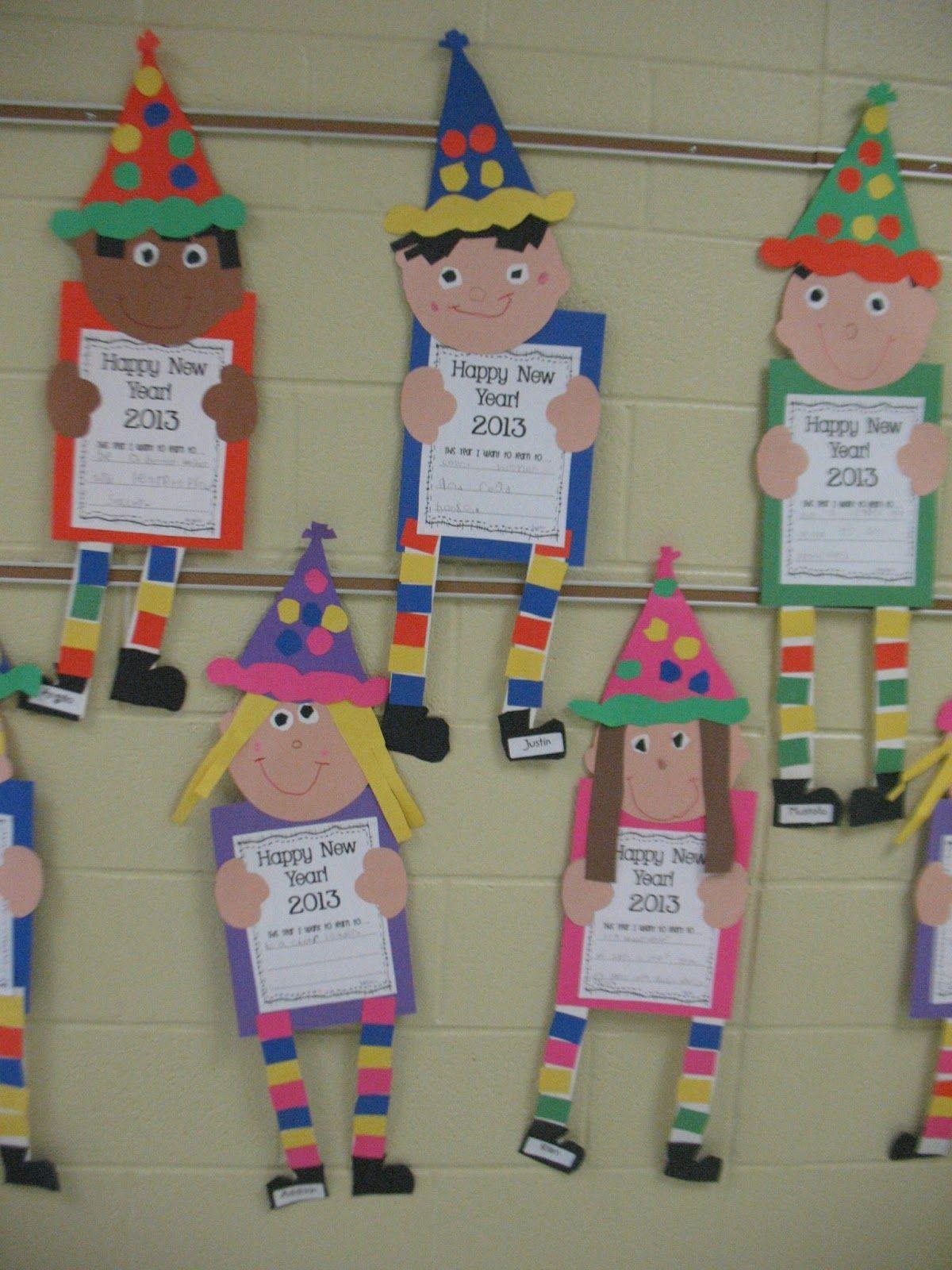 Mrs. Morrow's Kindergarten Happy New Year! Kindergarten